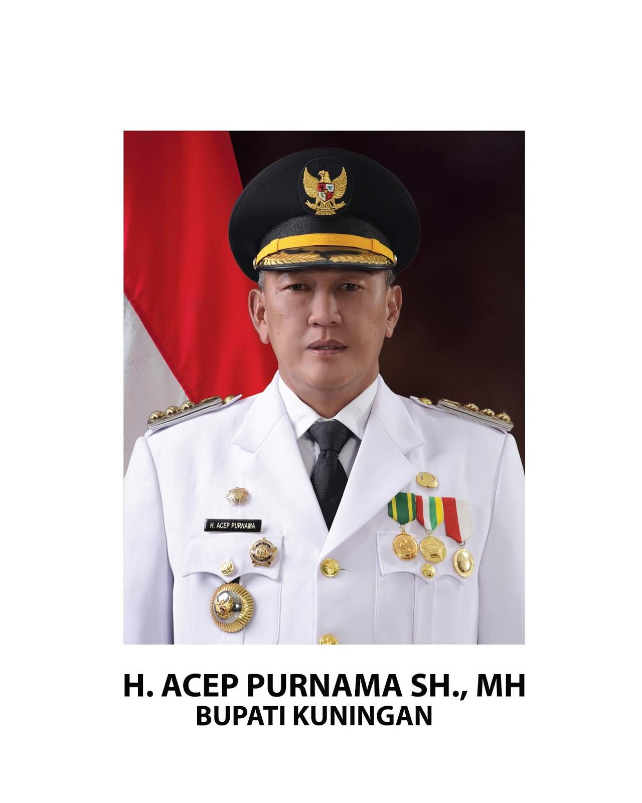Bupati Kuningan Acep Purnama 2018 - 2023