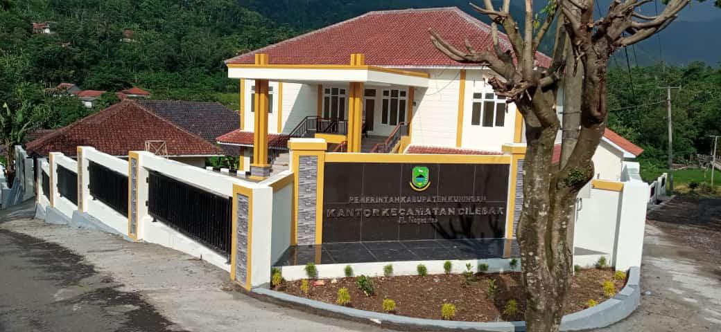 Bupati Kuningan Resmikan Gedung Baru Kantor Kecamatan Cilebak Pemerintah Kabupaten Kuningan